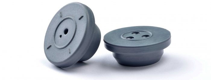Rubber Stopper for medical and pharma - Sagar Rrubber