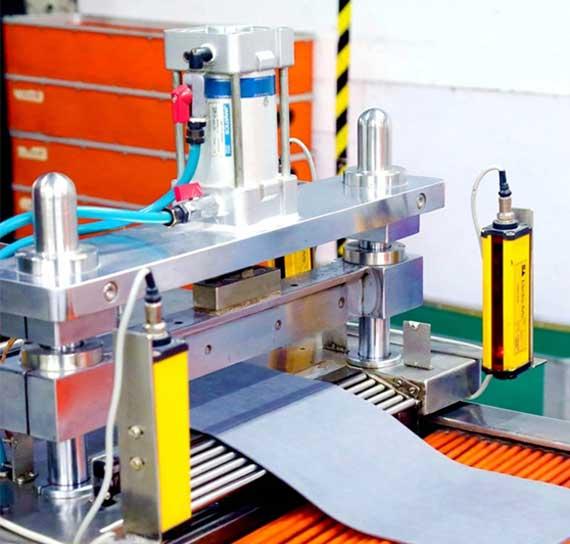 rubber production plant